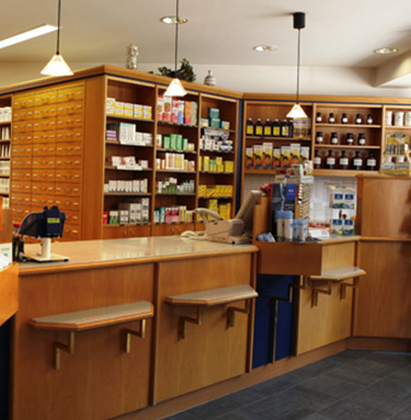 Welcome to Steinbock pharmacy